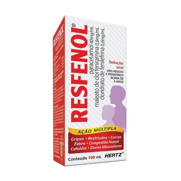 Resfenol Solução Oral